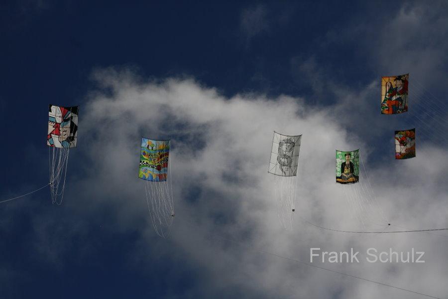 kleines Edo fliegen