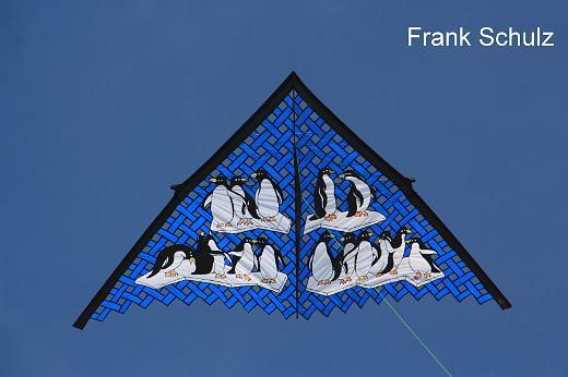 pinguine, gebaut von willi